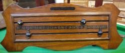 Antique Riley Snooker Scoreboard