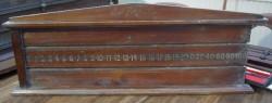 Antique Snooker Scoreboard