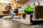 French polishing and furniture restoration.