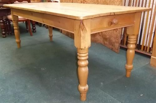 GalleryAntique SnookerPoolBilliards TablesAntique  : Pine farmhouse table 7ft SOLD1 from www.brownsantiques.co.uk size 500 x 332 jpeg 66kB