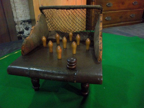 Northamptonshire Skittles Original Table Small Size