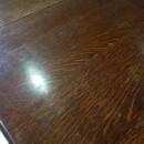 6ft oak Riley snooker diner B498