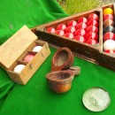 antique snooker accessories for sale at Browns Antiques