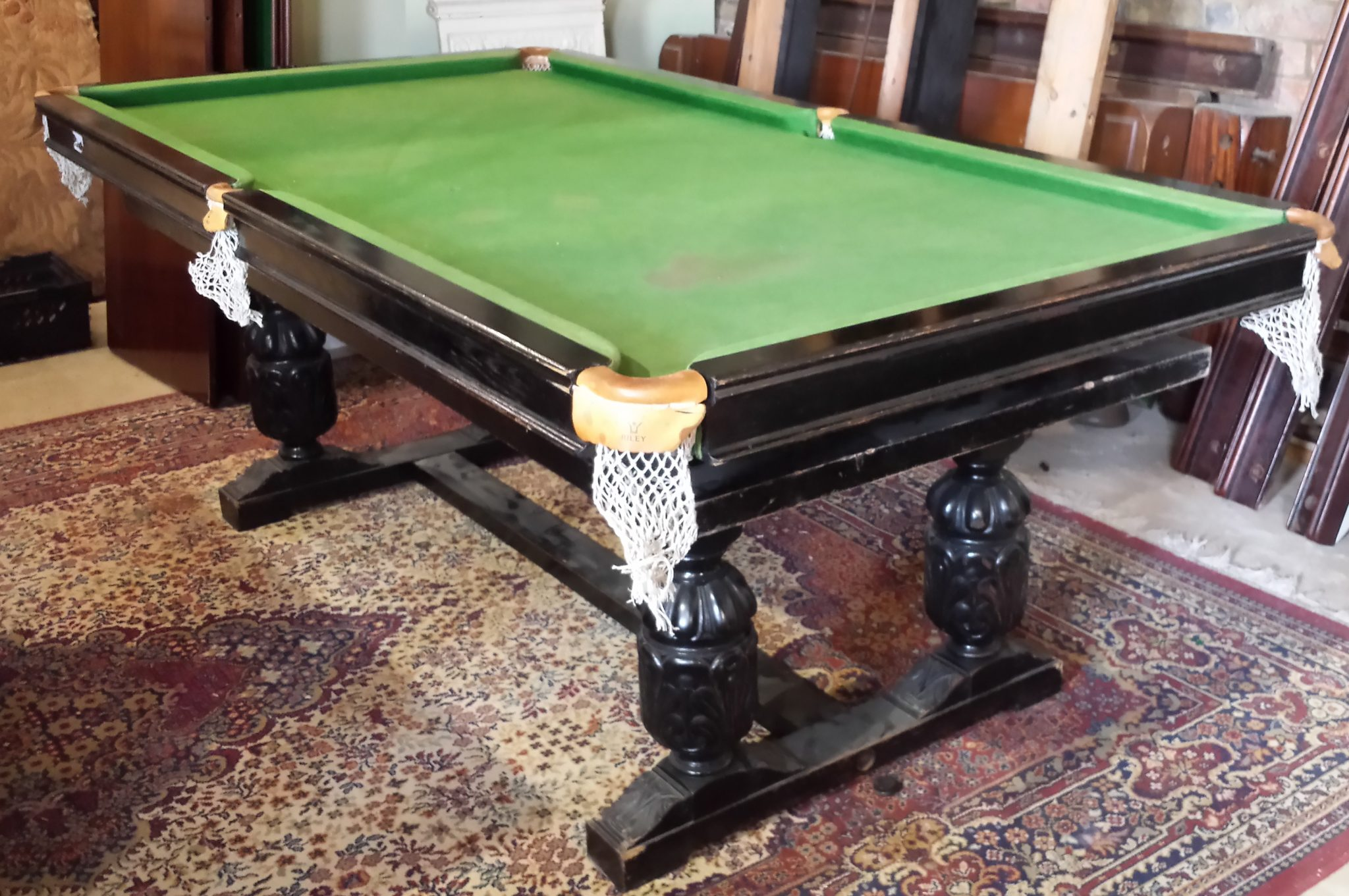 100 Dining Room 7ft Pool Table Three In One