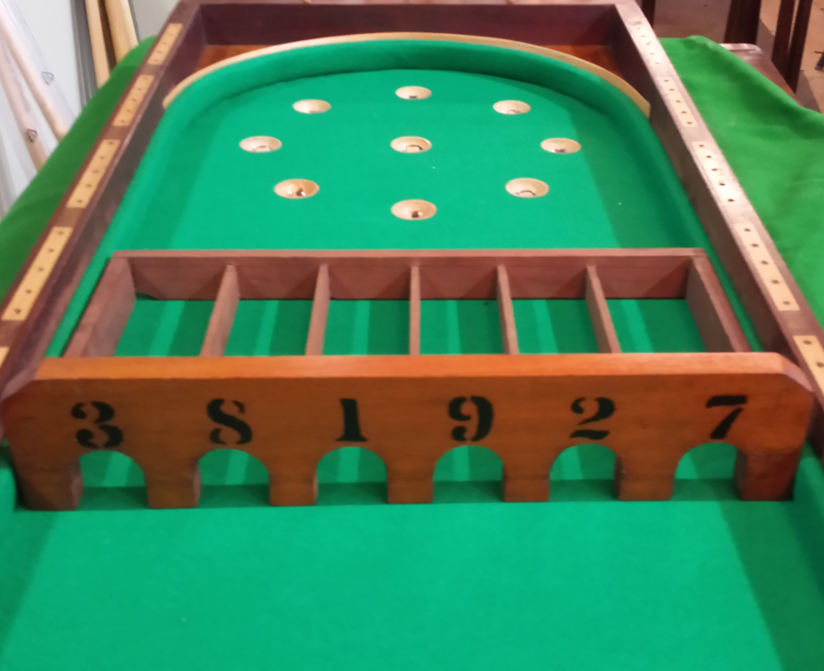 Antique Bagatelle Tables News Browns Antiques Billiards