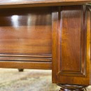 J Bennett snooker table corner detail