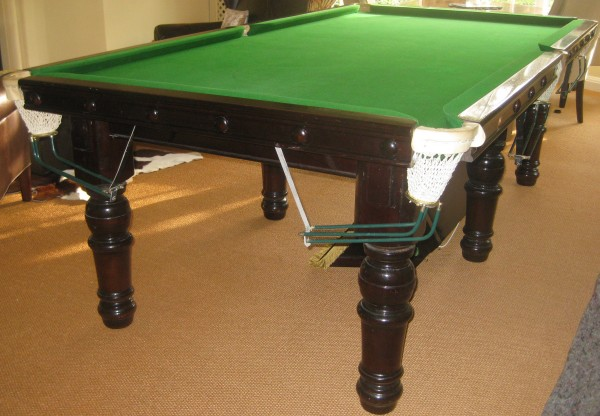 8ft snooker table for sale browns antiques billiards and for 12ft snooker table for sale uk
