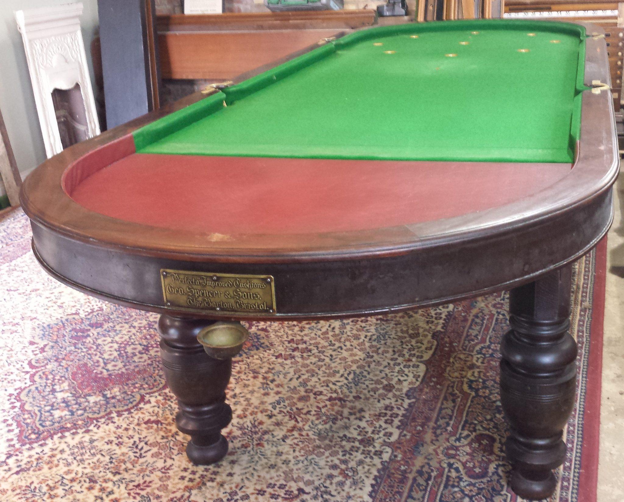 Antique Bagatelle Table 19 Browns Antiques Billiards