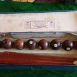 Taylor Rolf Billiard Bowls