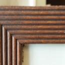 Orme framed antique billiards rules