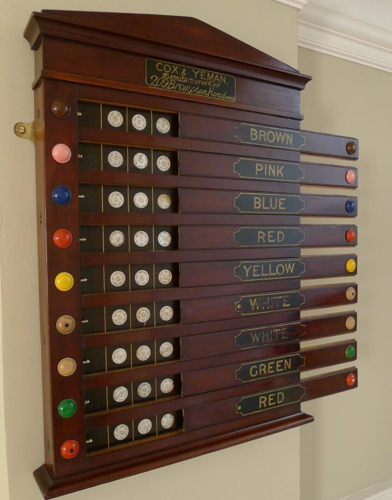 Cox and Yemen life pool scoreboard