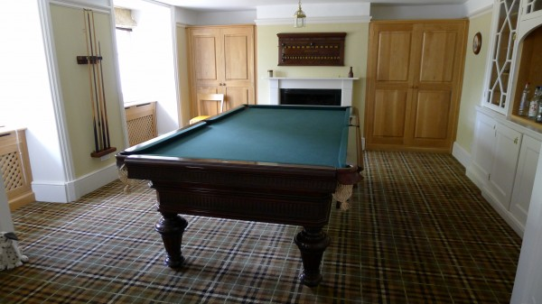 8ft Antique French Pool Table Browns Antiques Billiards