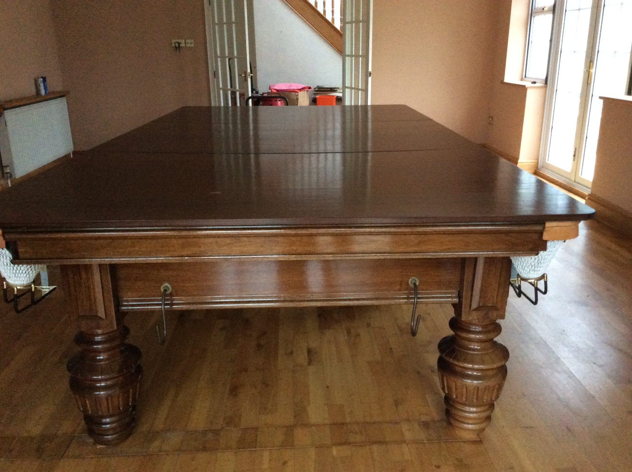 10ft snooker table birmingham billiards browns antiques for 10 foot snooker table