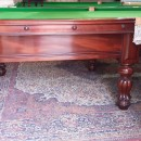 J BENNETT 9FT SNOOKER TABLE