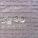 b653 Orme antique snooker scoreboard