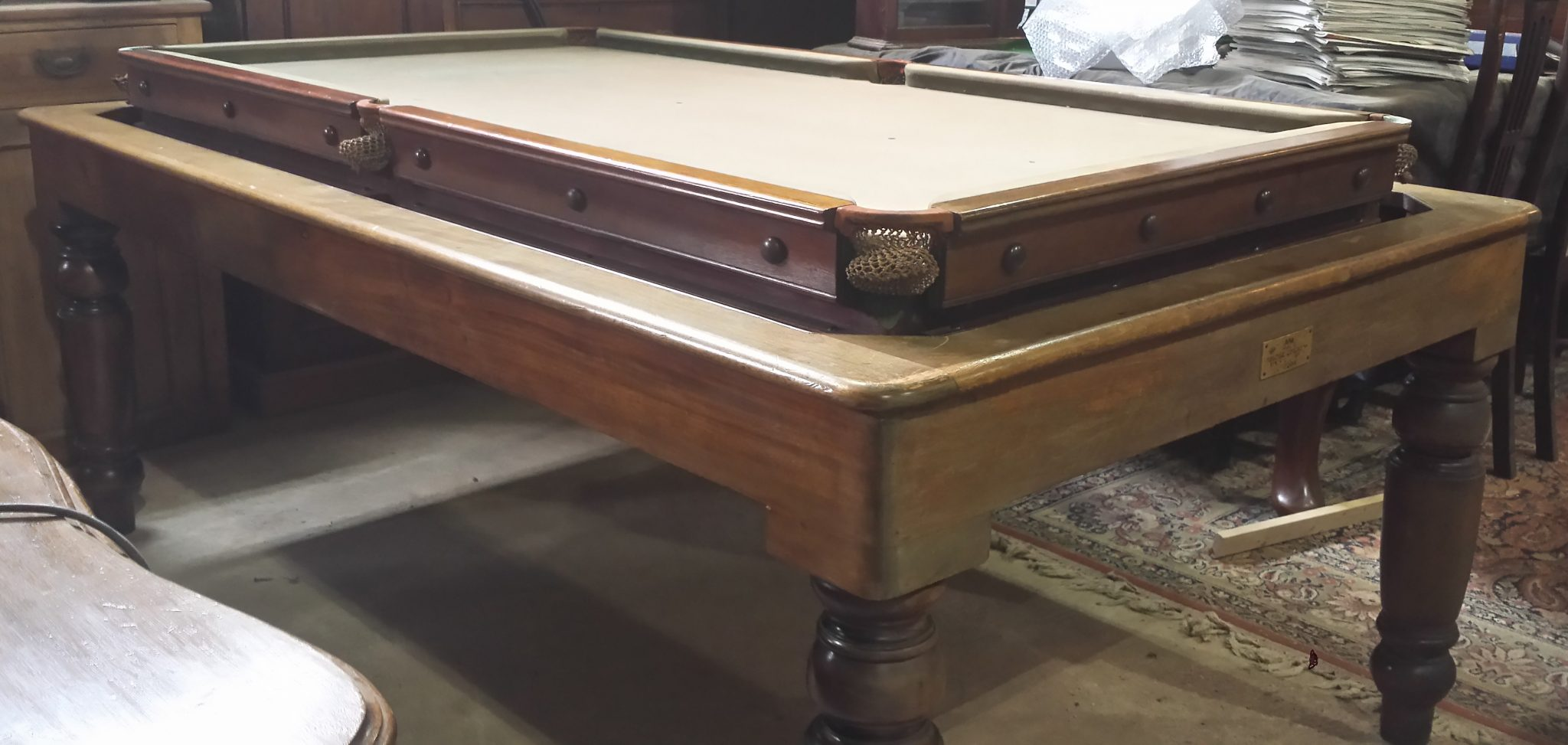 Antique Furniture In Stock Browns Antiques Billiards and