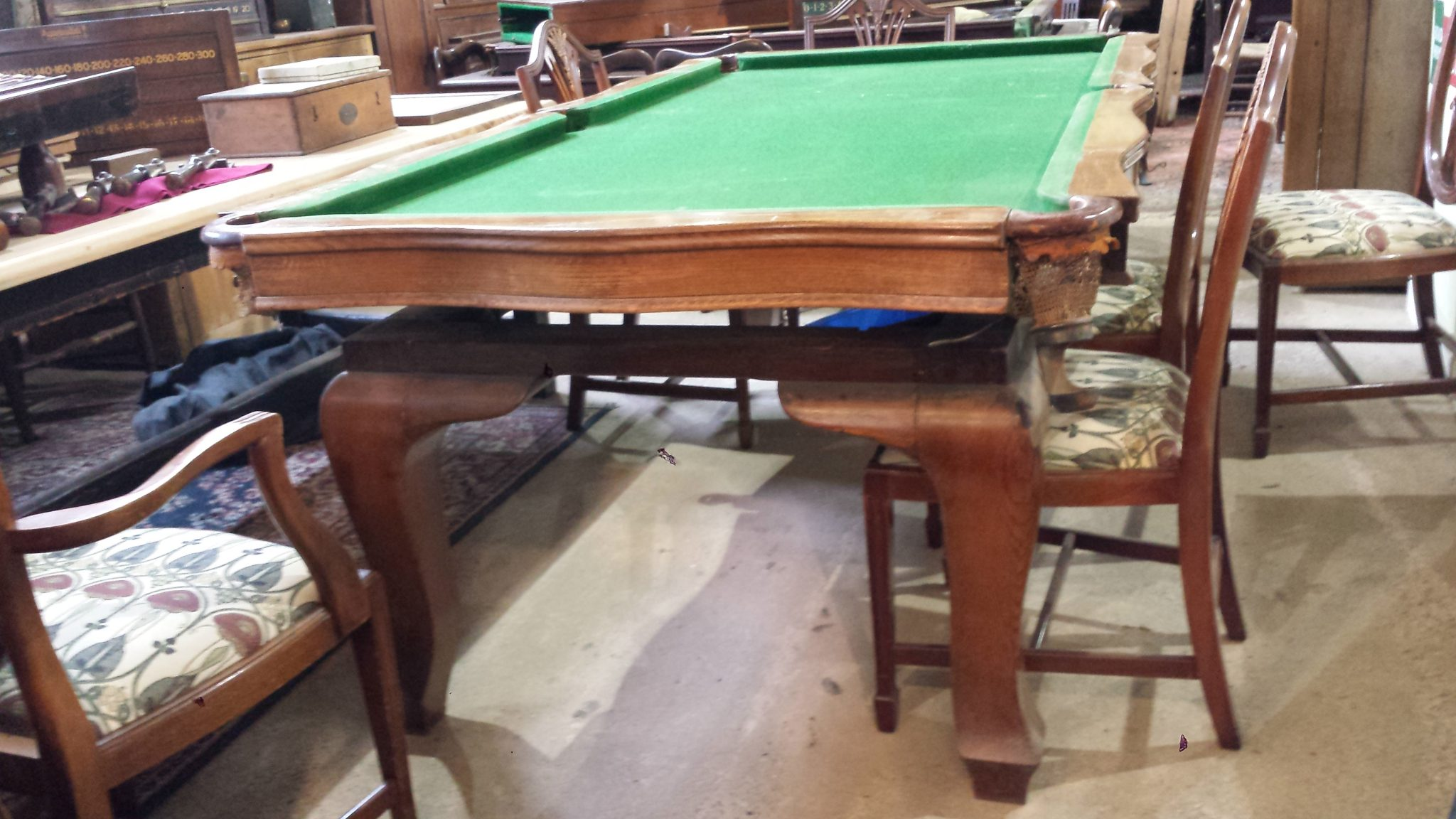 Pool table dining table combination custom billiard pool - Snooker table dining table combination ...