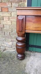 10ft antique snooker table Riley