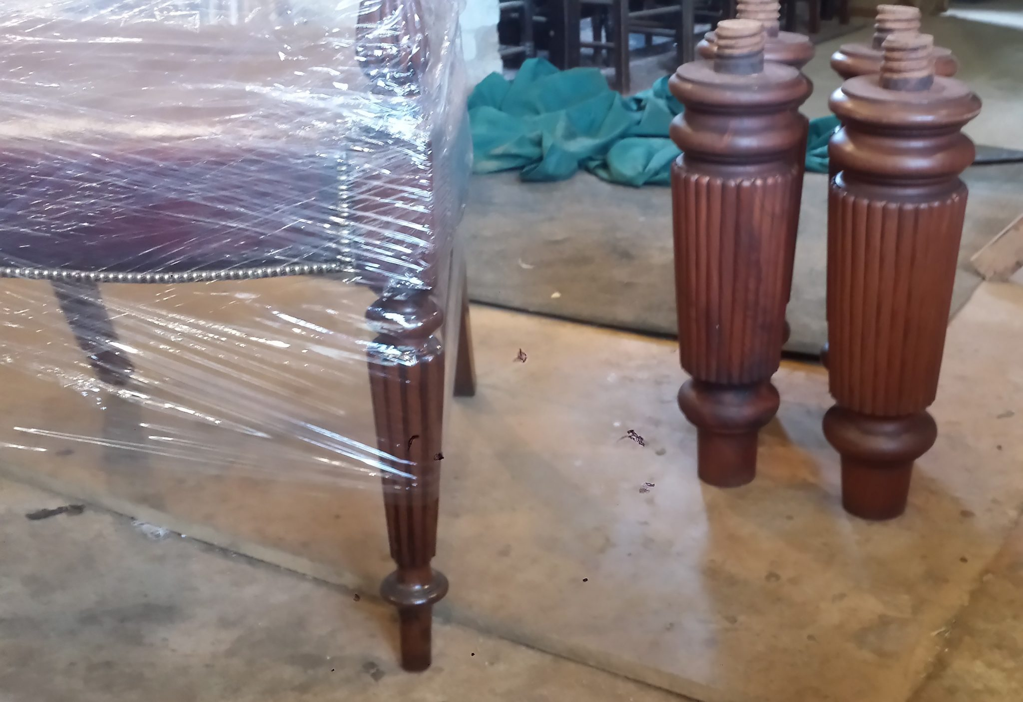 French polishing and antique furniture restoration browns antiques antique snooker table legs stained to match chair watchthetrailerfo