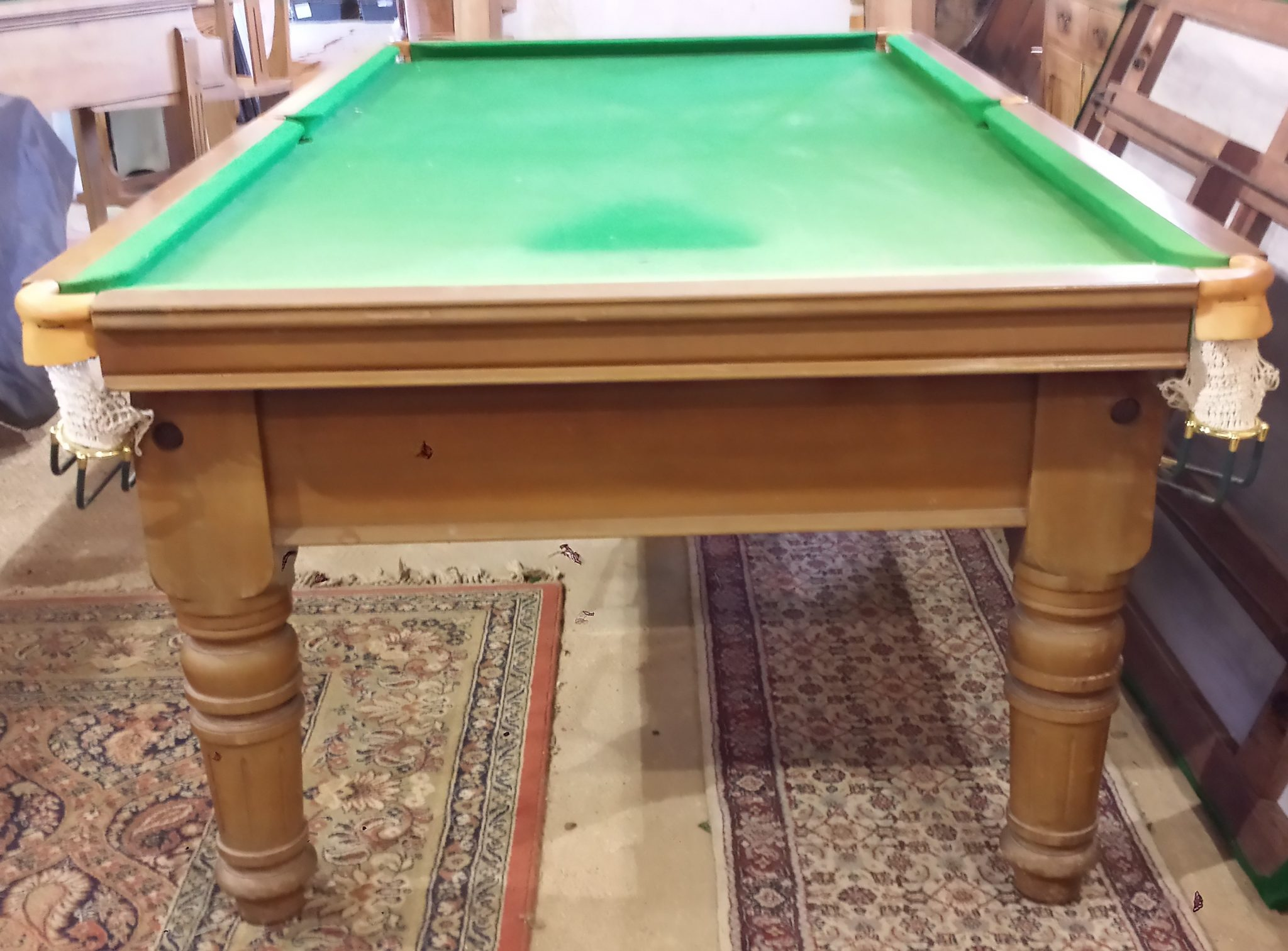 Phenomenal Antique Snooker Tables For Sale Browns Antiques Billiards Download Free Architecture Designs Scobabritishbridgeorg