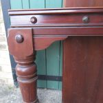 Riley 8ft mahogany snooker diner table