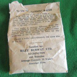 Riley Burwat Wafers