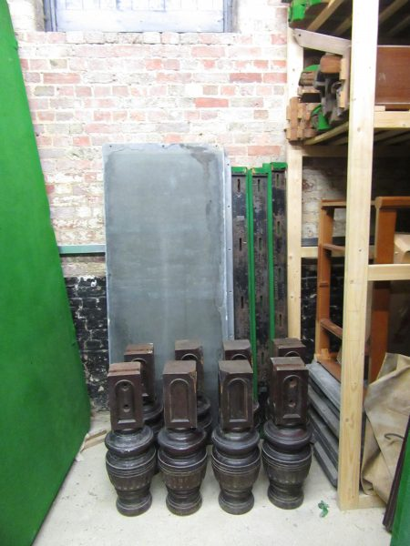 Burroughes Amp Watts Steel Block Snooker Table Browns