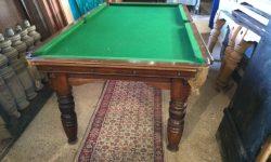 6ft Oak Riley snooker table B792