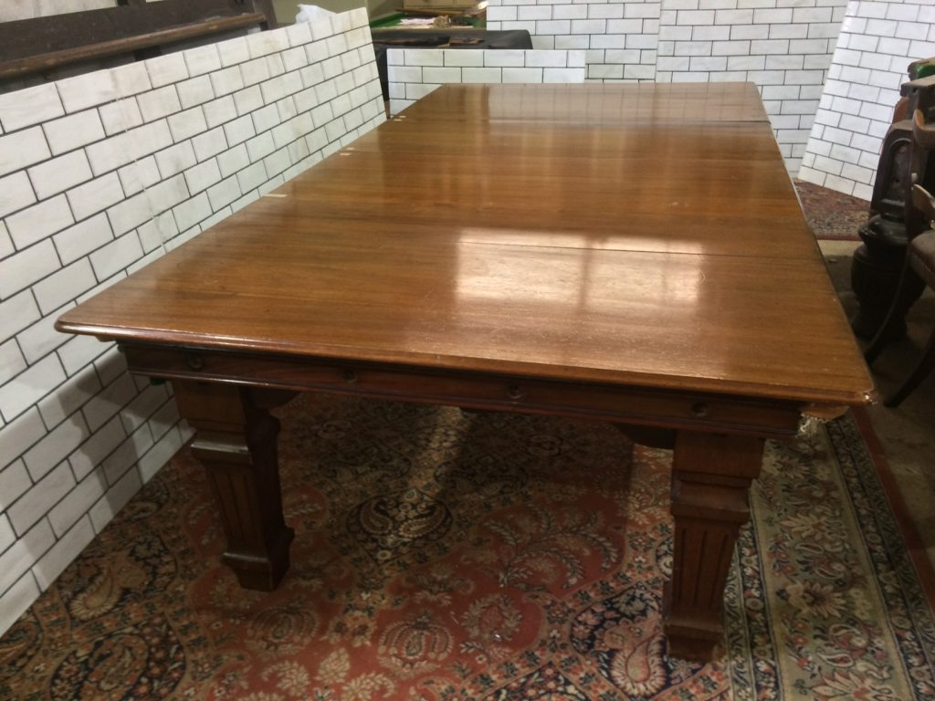 Riley 8ft snooker dining table (