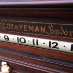 antique snooker scorer