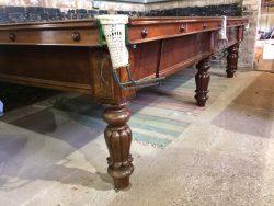 10ft Thurston billiards table