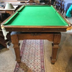 6ft Jelks snooker diner table
