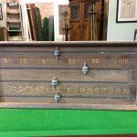 Orme Ashcroft scoreboard