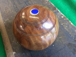 B829 Set of Riley vintage billiard bowls