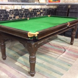 7ft Riley billiards dining table
