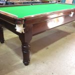 B729 Riley 8ft table snooker billiards pool